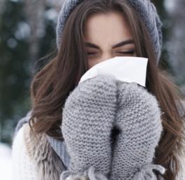 Jak poznáte alergii na chlad? Nejčastějším příznakem je kopřivka